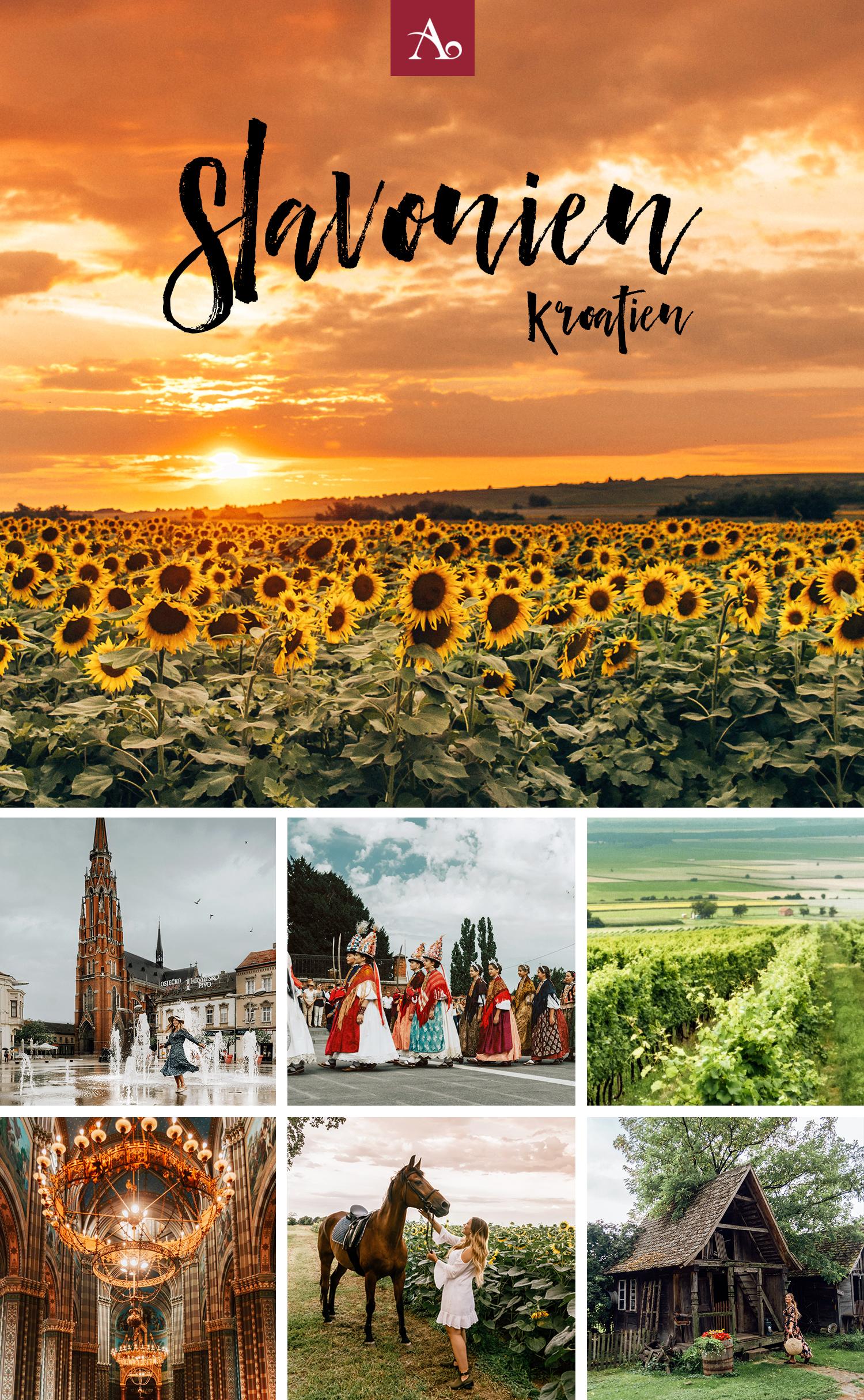 25 Saker att göra i Slavonien, Kroatien