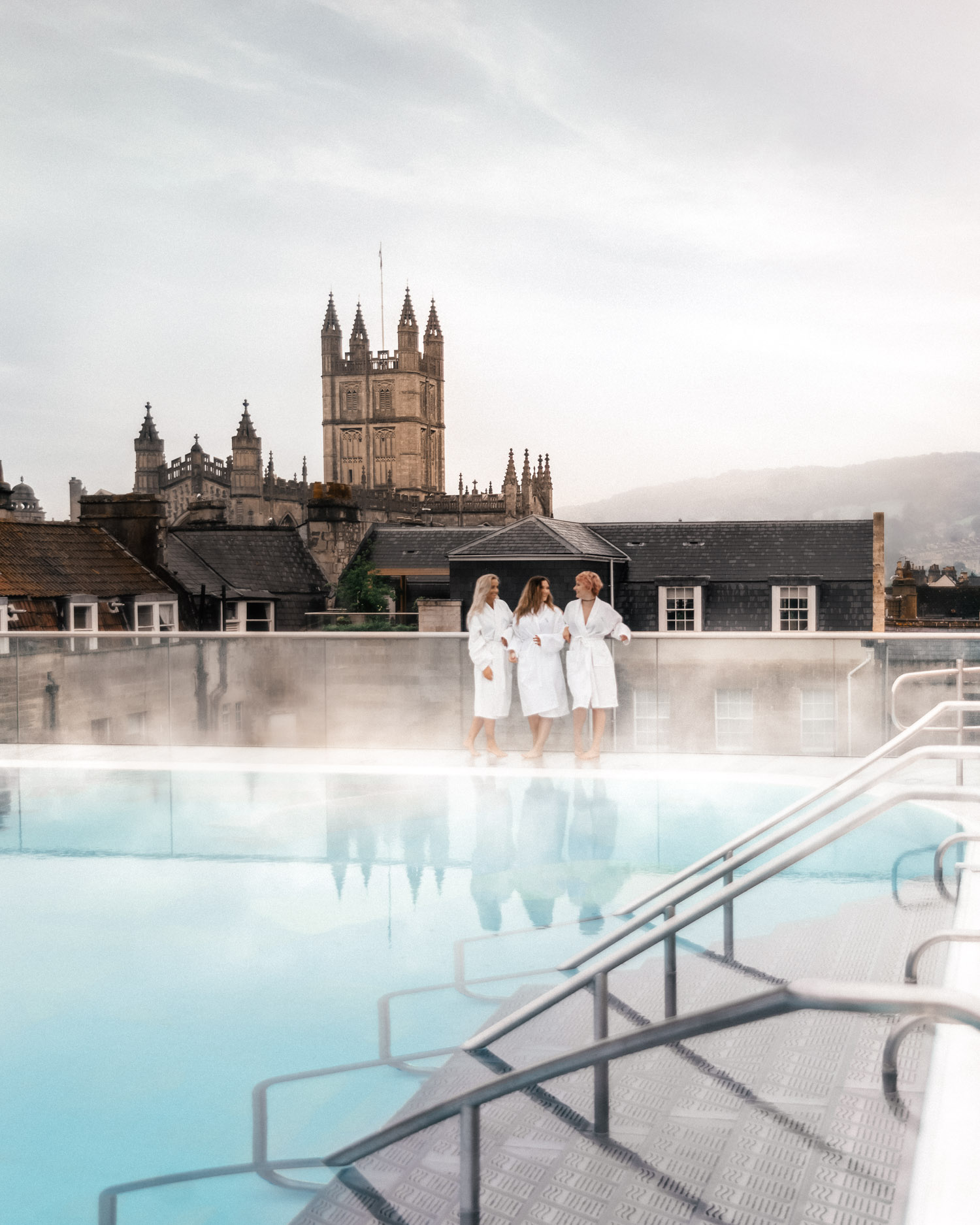 Thermae Bath Spa in Bath, England