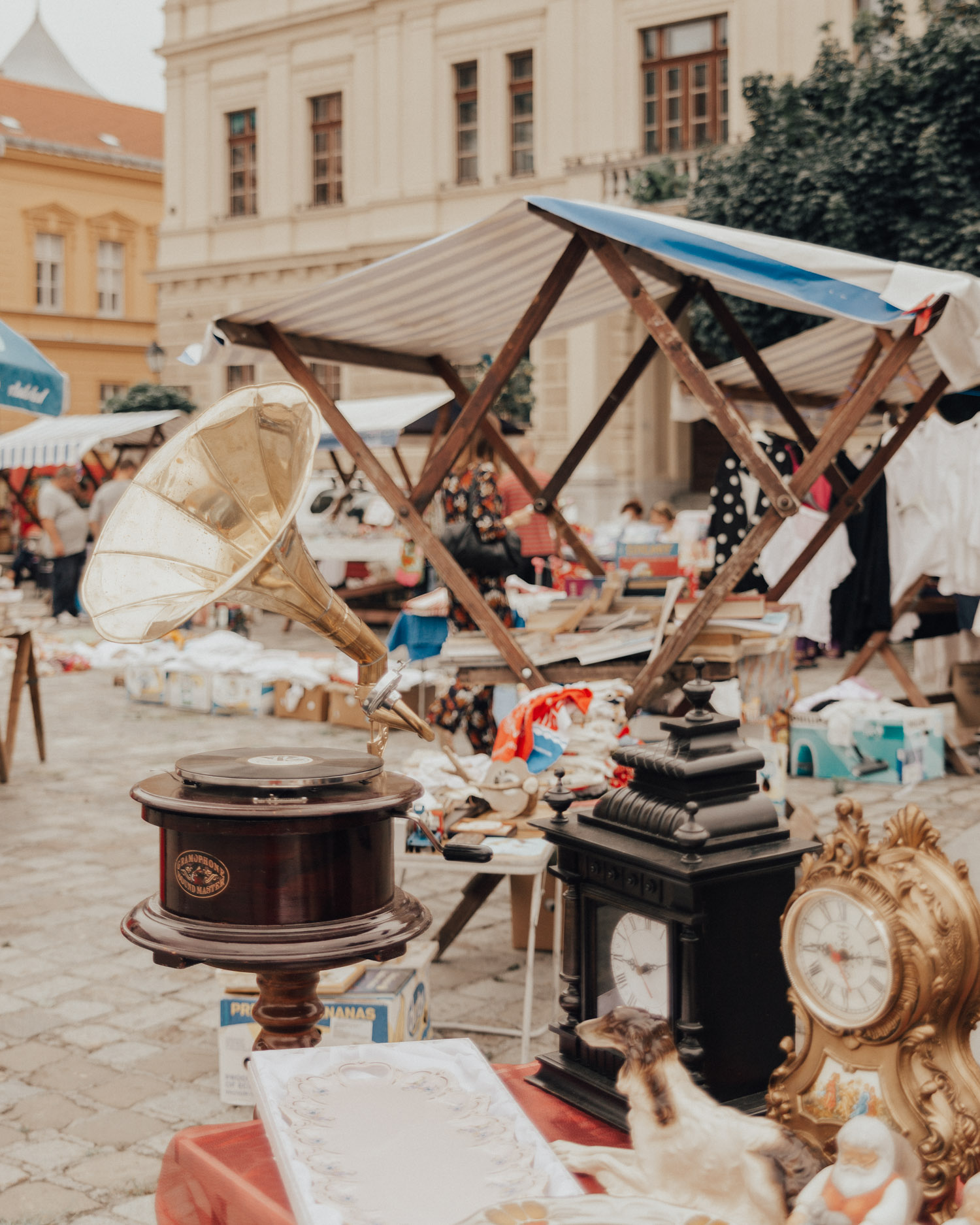 Things to Do in Slavonia | Visit the Antique market in Osijek
