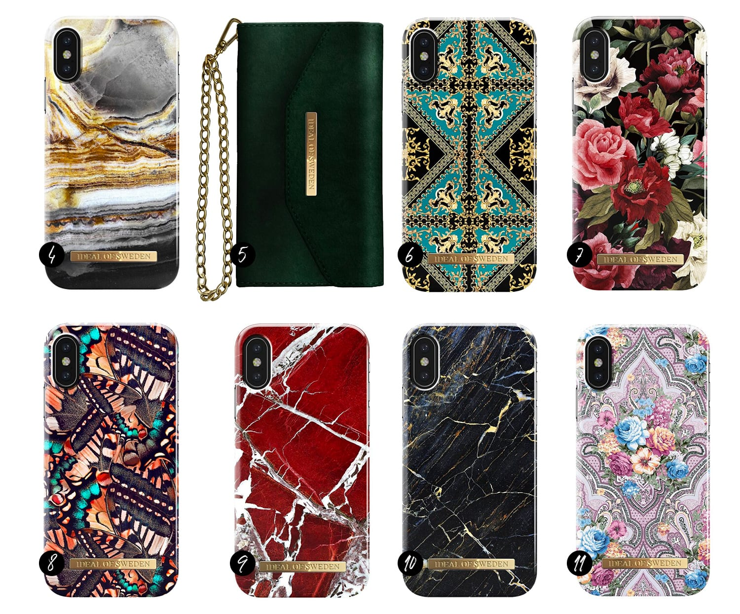 Gorgeous iPhone Cases from Ideal of Sweden