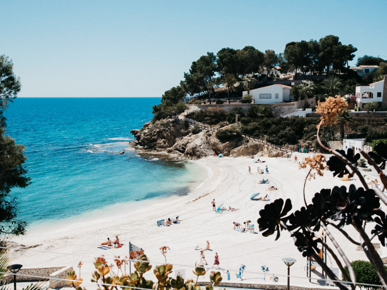 Strand vid Perla del Mar |Costa Blanca - Calpe/Calp