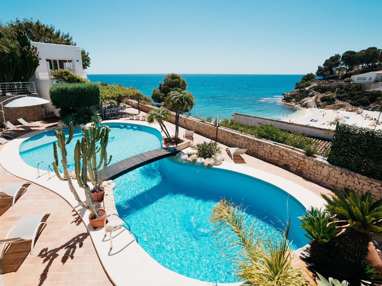 Semesterhus i Spanien - Perla del Mar |Costa Blanca - Calpe/Calp