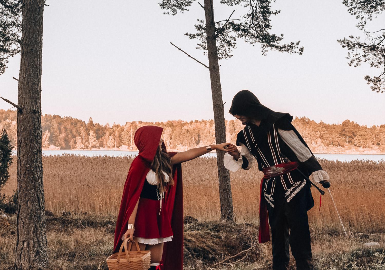 Maskeraddräkter för Par |Tips inför Halloween