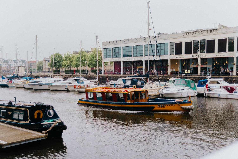 Bristol Ferry Boats |Saker att göra i Bristol