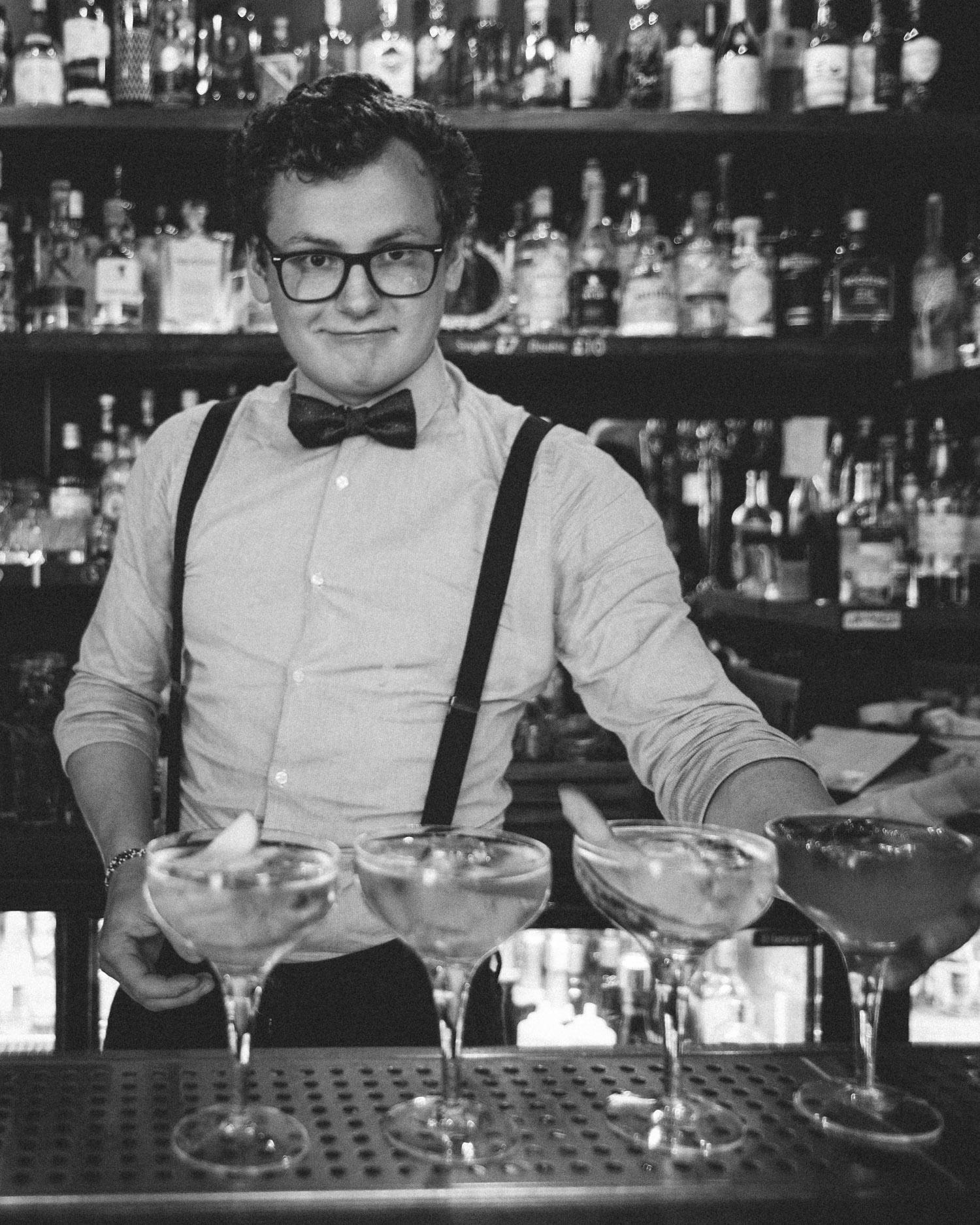 Canary Gin Bar & Distillery i Bath