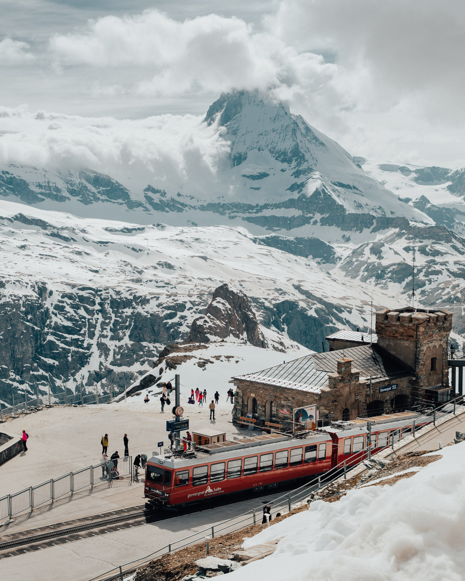 Gornergrat - Zermatt, Switzerland