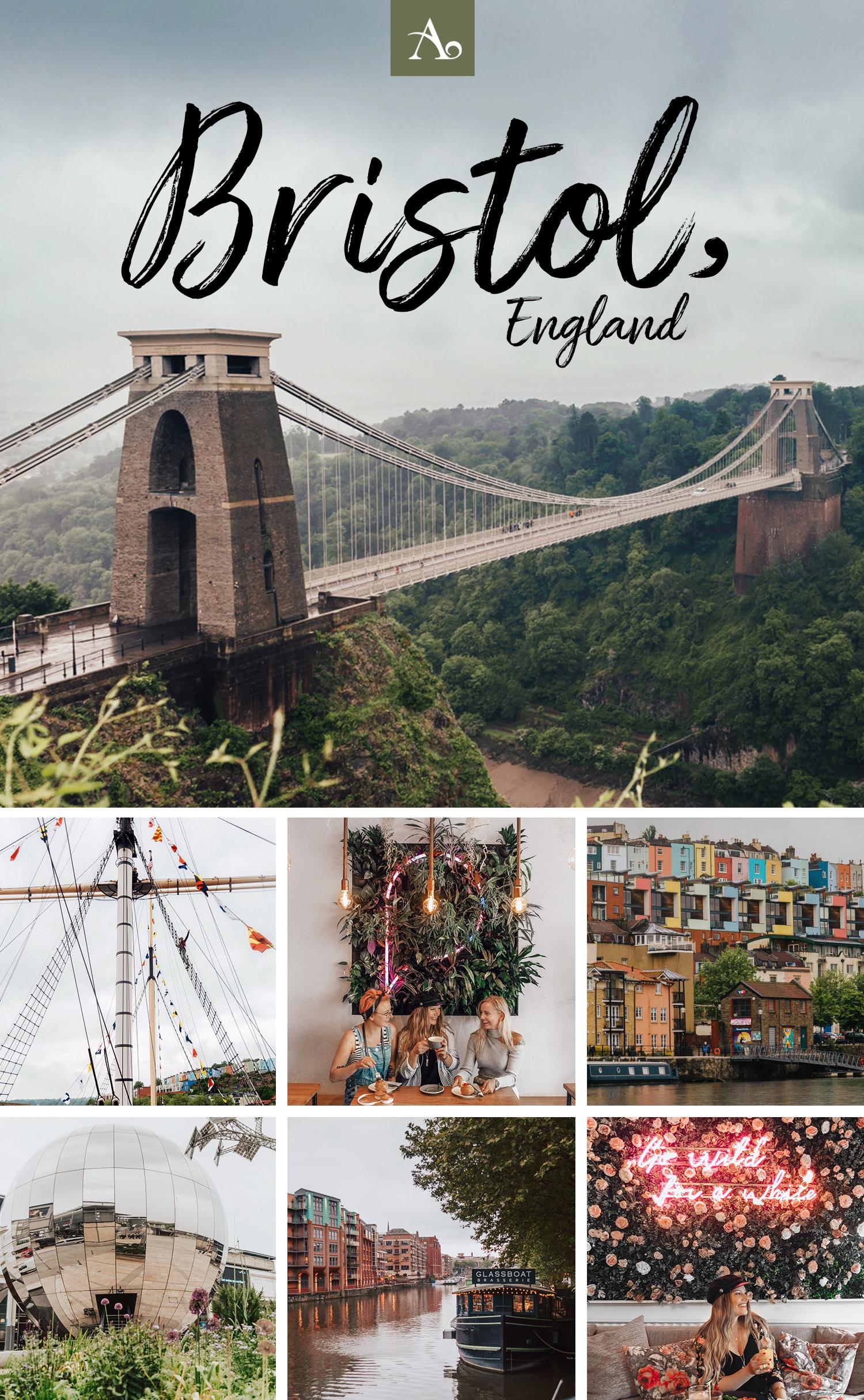 9 Saker att göra i Bristol, England