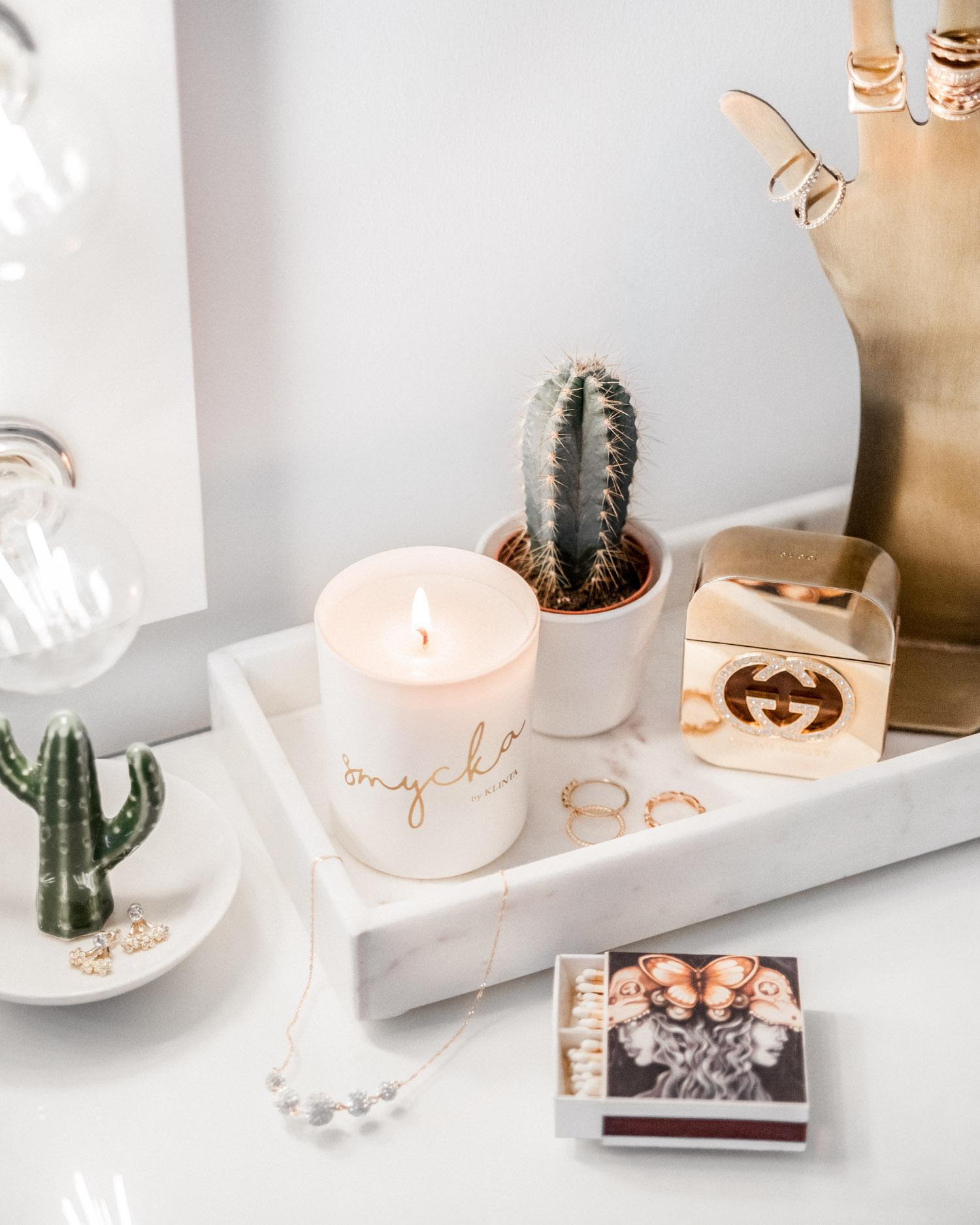 Bästa doftljusen |Smycka by Klinta Bubbel & Rosa Grapefrukt
