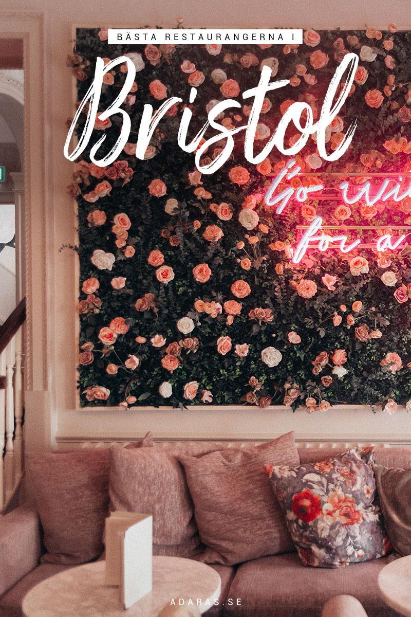 En guide till trendiga matställen och restauranger i Bristol