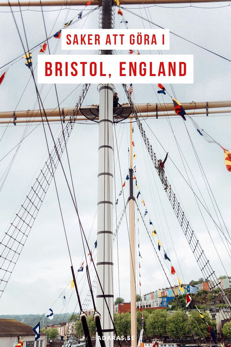 Saker att göra i Bristol, England