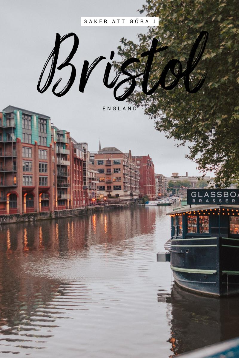 Saker att göra i Bristol, Storbritannien