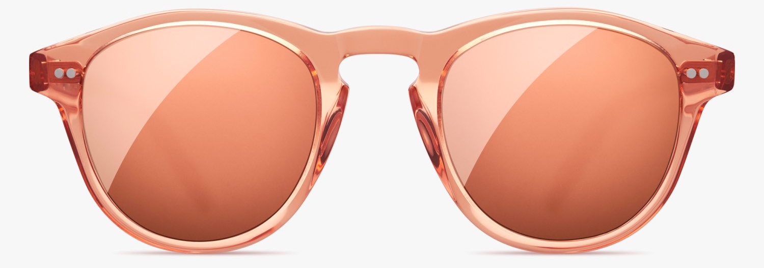 Chimi Eyewear Peach #002