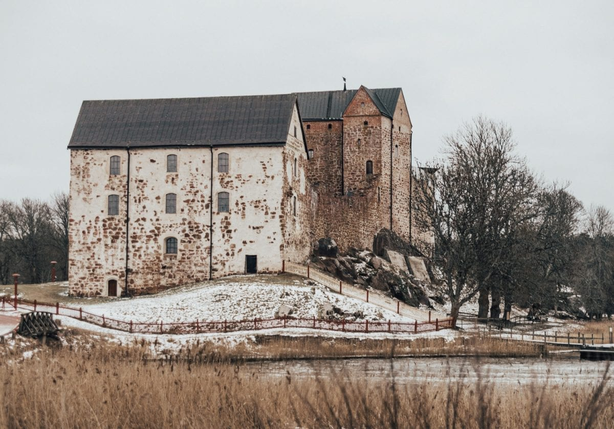 Kastelholm Castle in Sund |Things to do in the Åland Islands