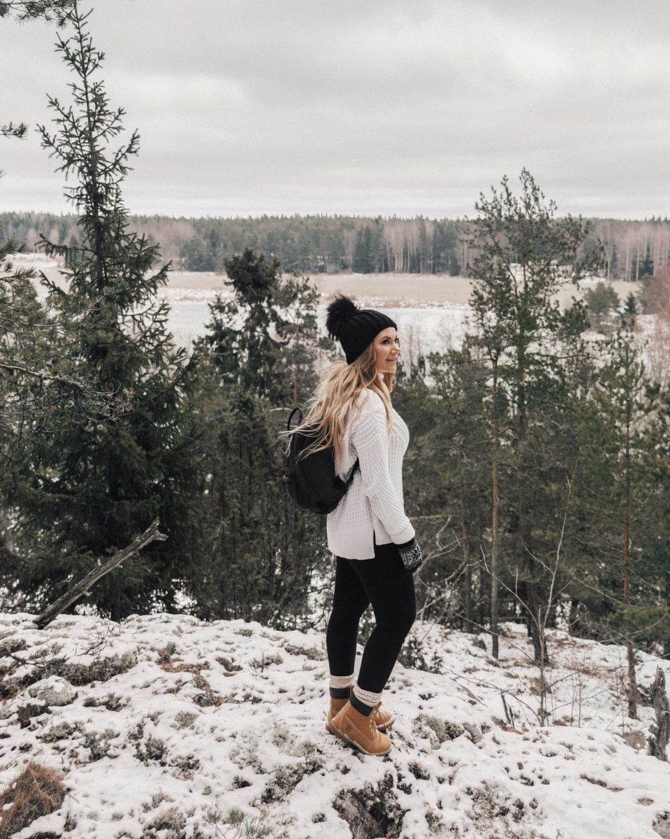 Reasons to visit the Åland Islands in Winter |Outdoor activities