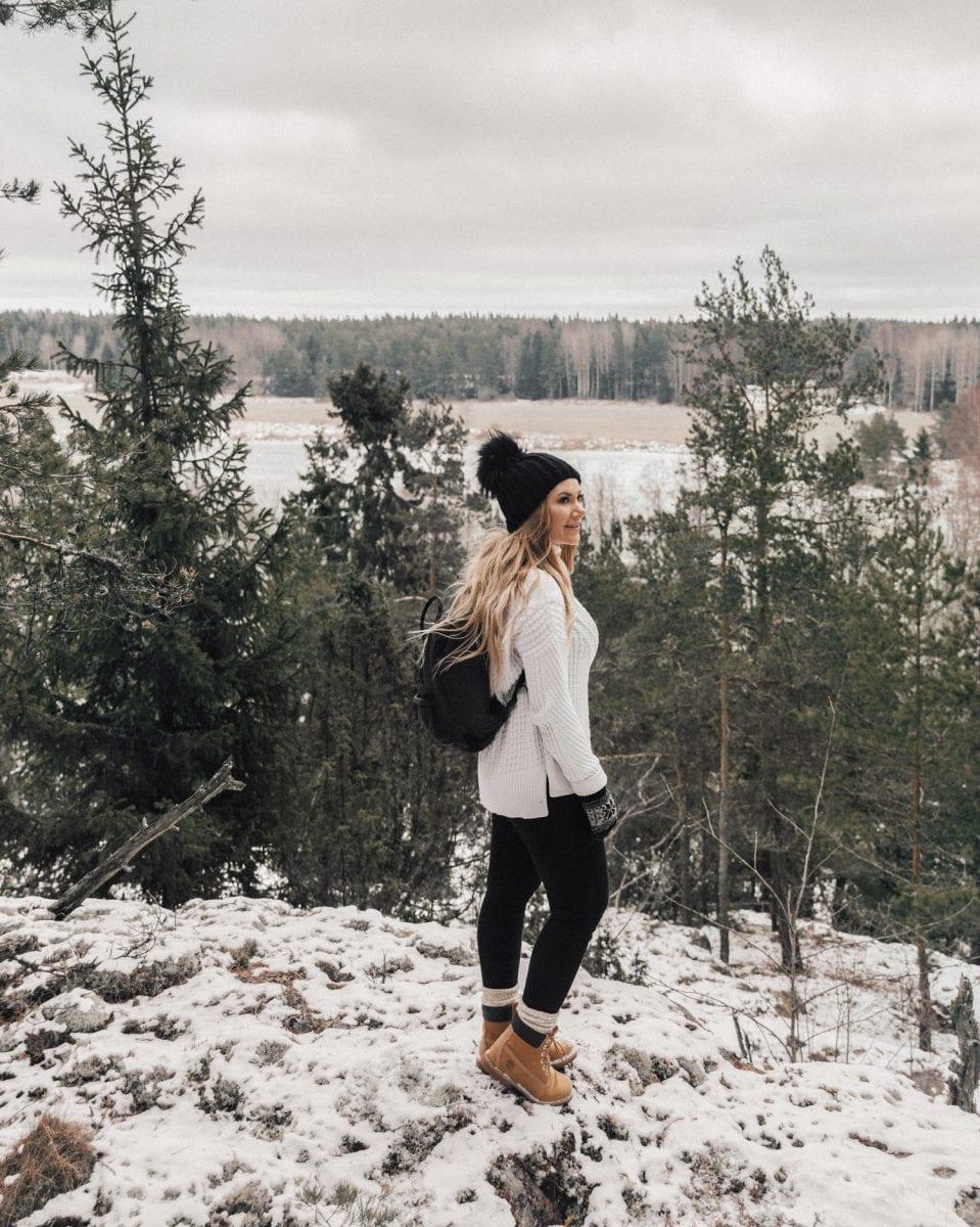 Anledningar att resa till Åland på vintern |Aktiviteter ute i naturen
