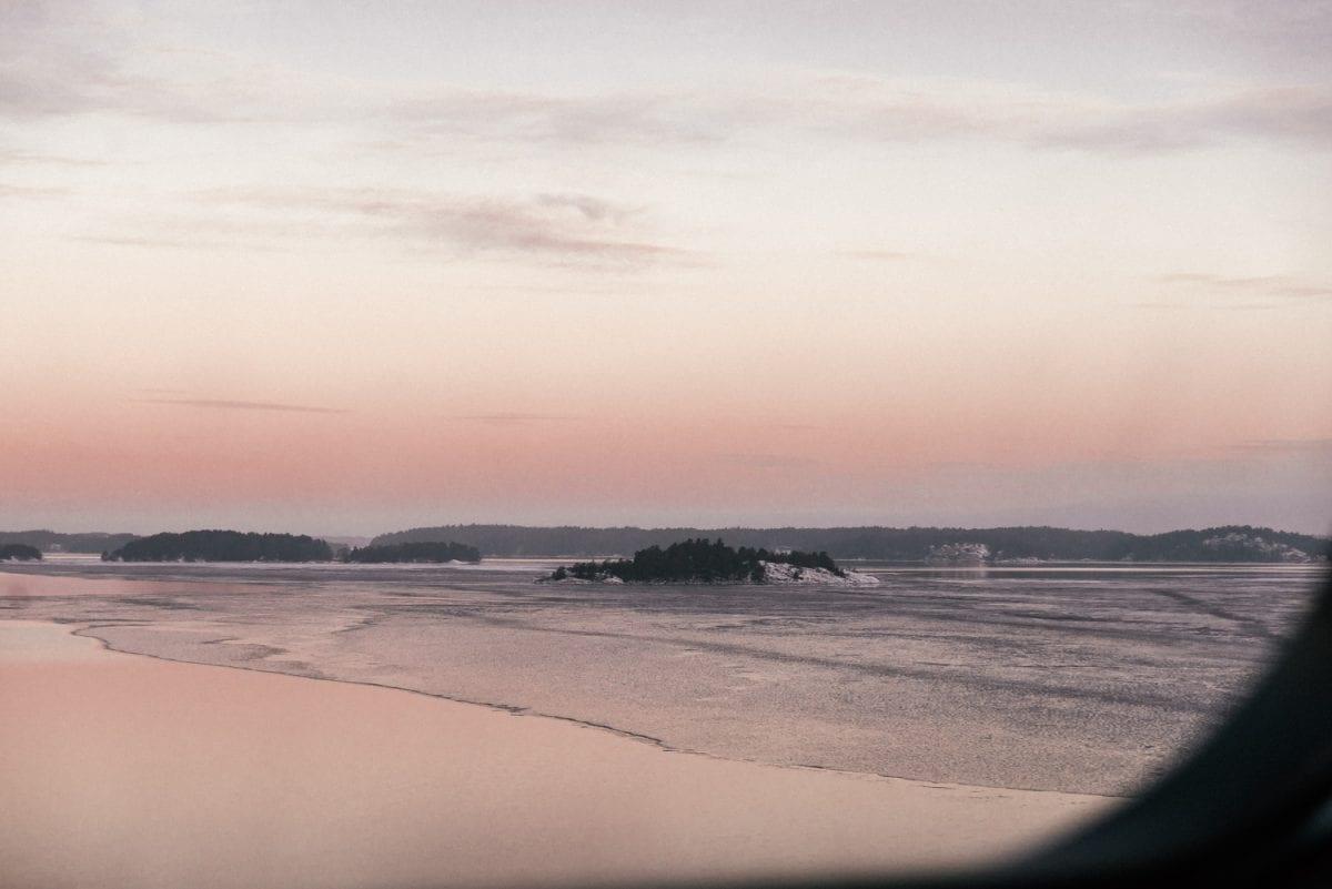 Resa till Åland, Finland med färja från Stockholm