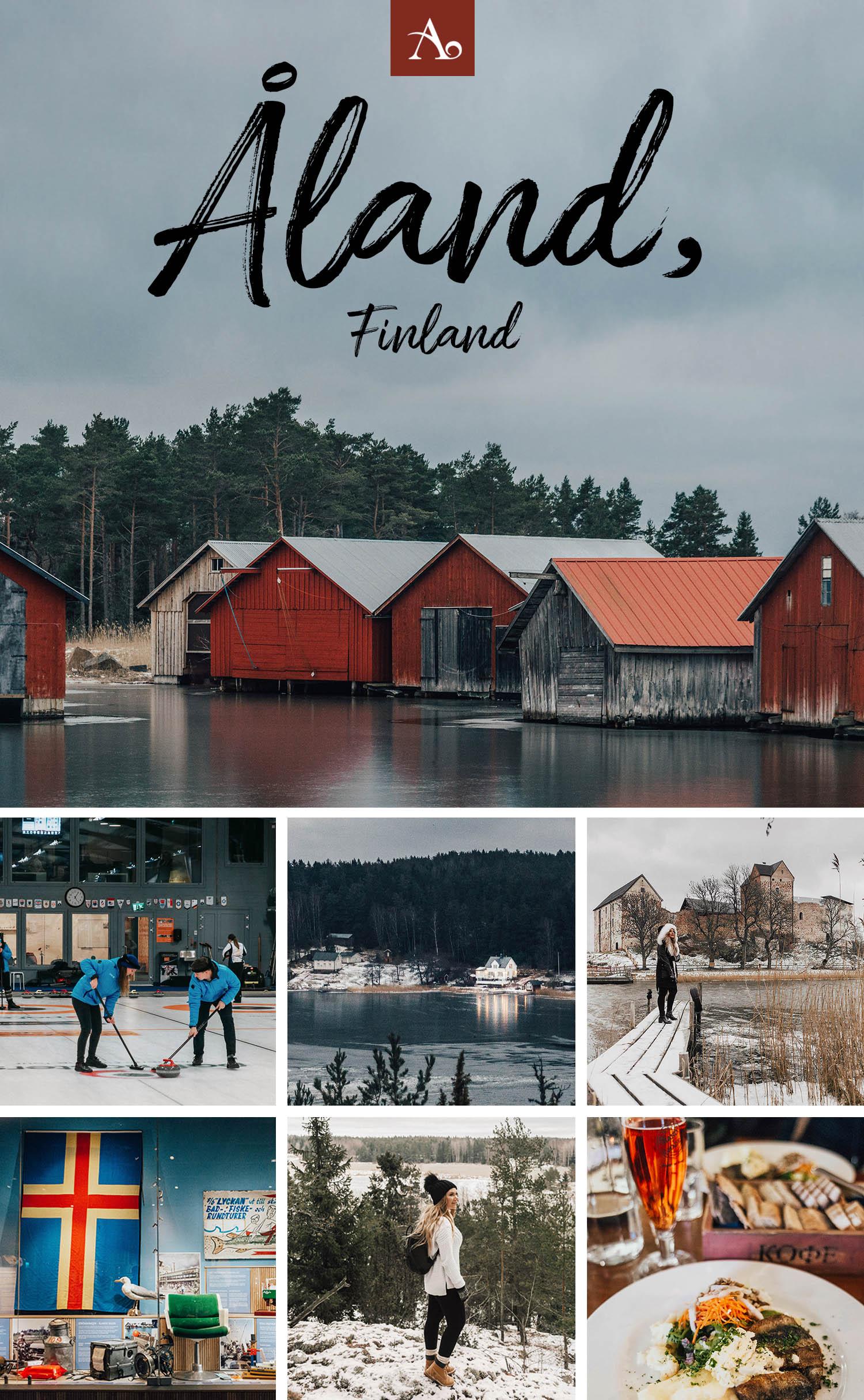 Anledningar att resa till Åland på vintern