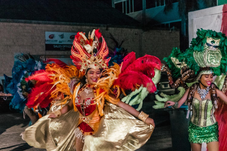 Carnival in Aruba