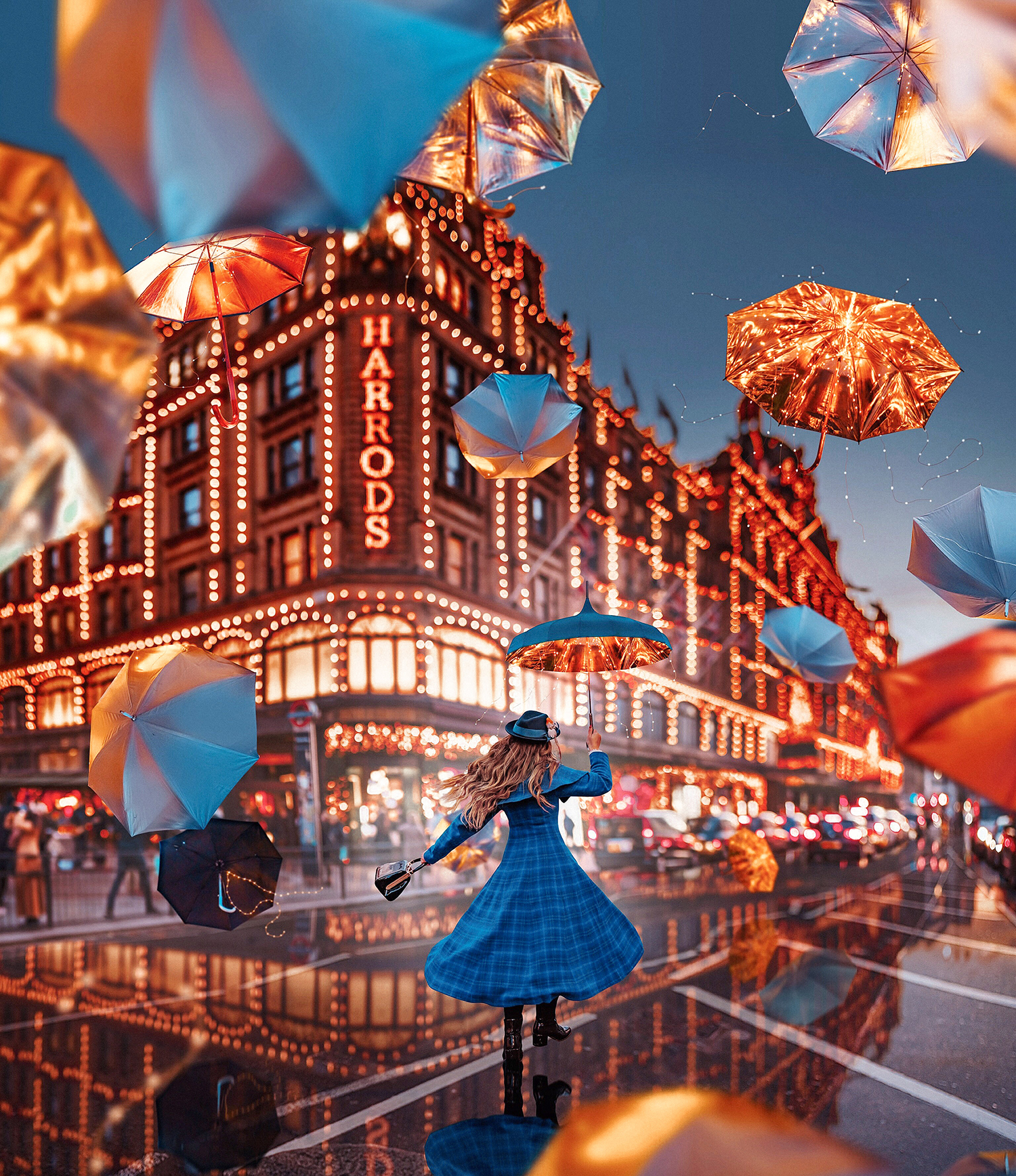 En Mary Poppins-Guide till London - Mary Poppins kommer tillbaka