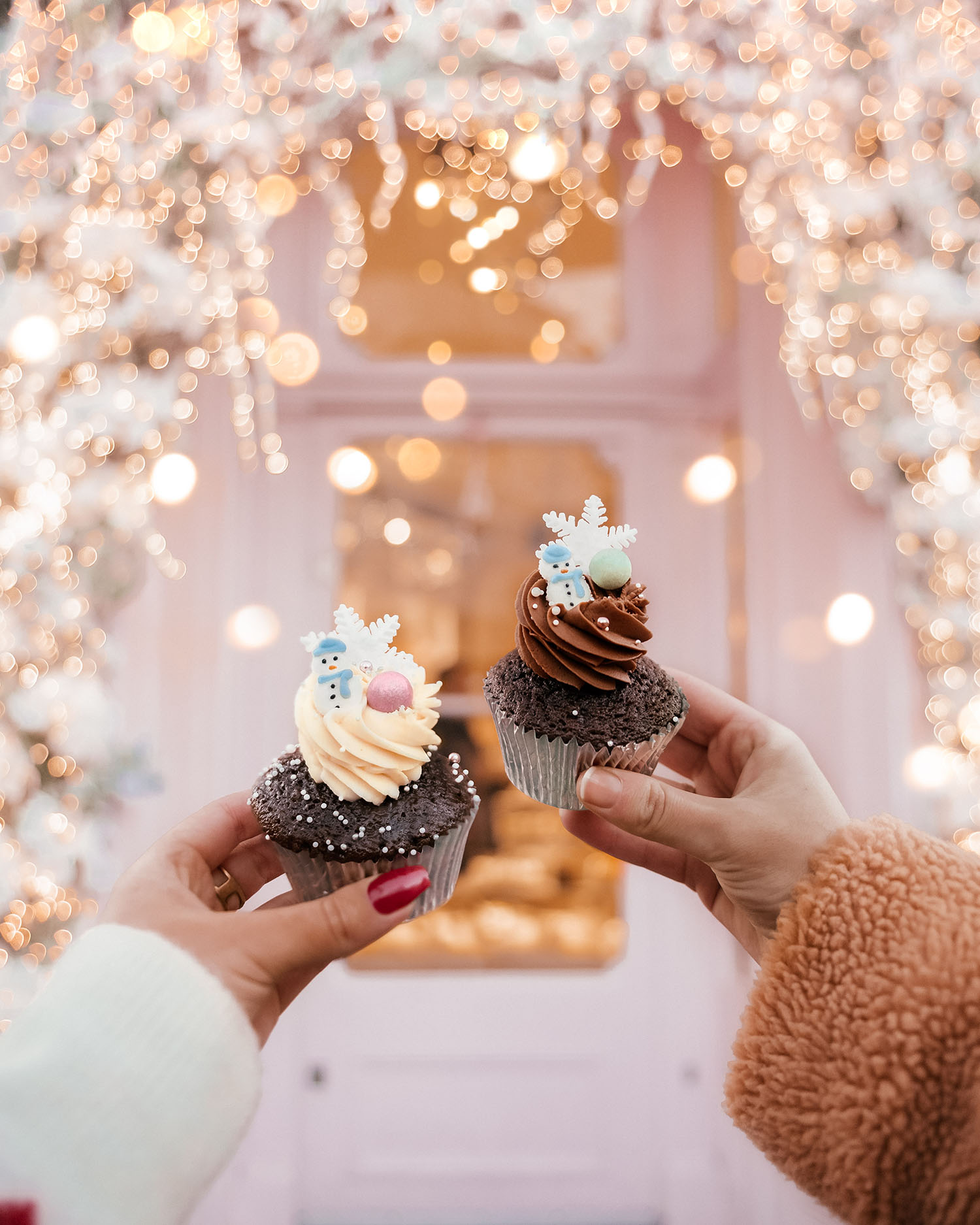 Peggy Porschen Cakes, London |Instagrammable desserts in London