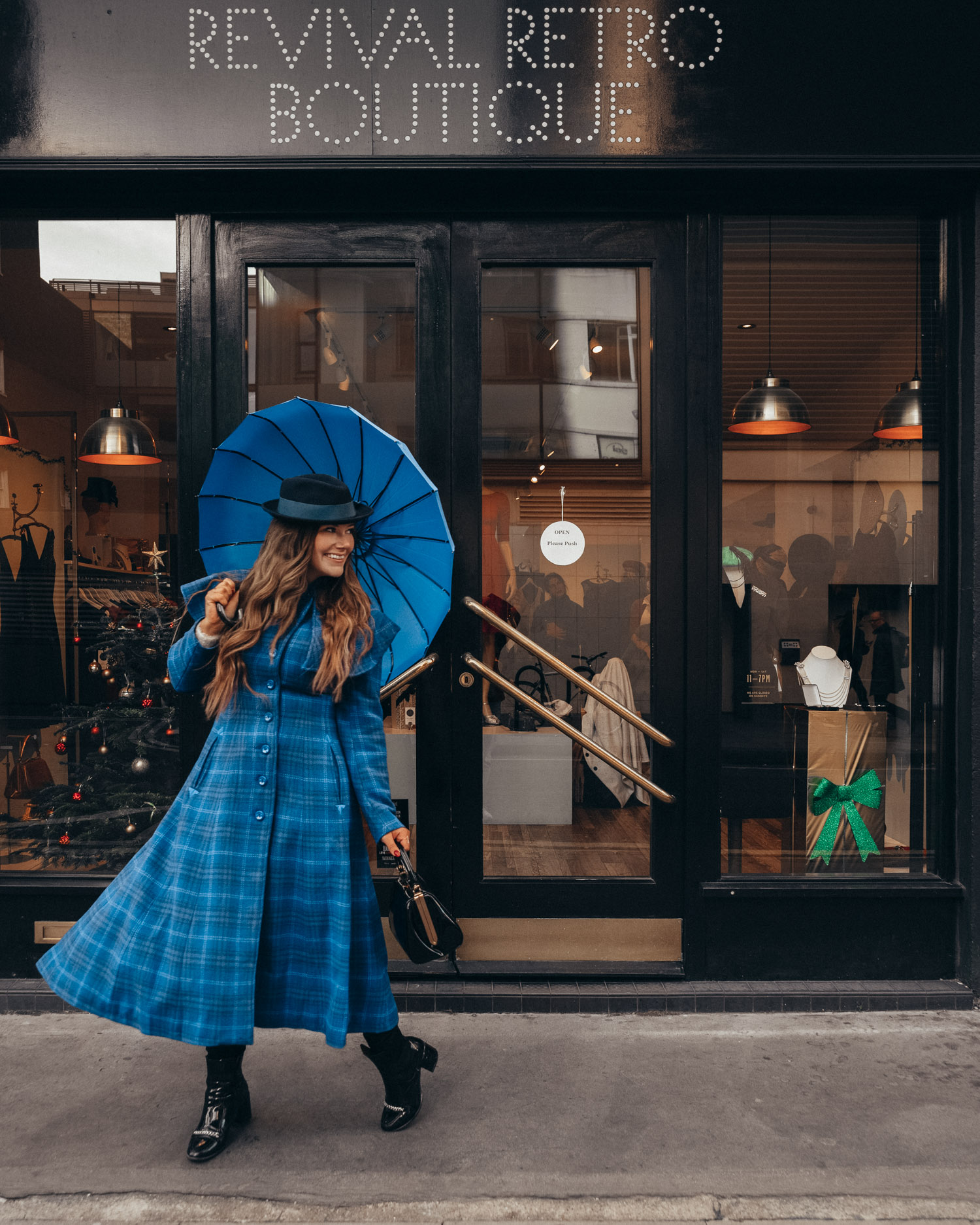 The Revival Retro Boutique - A Mary Poppins Returns Guide to London