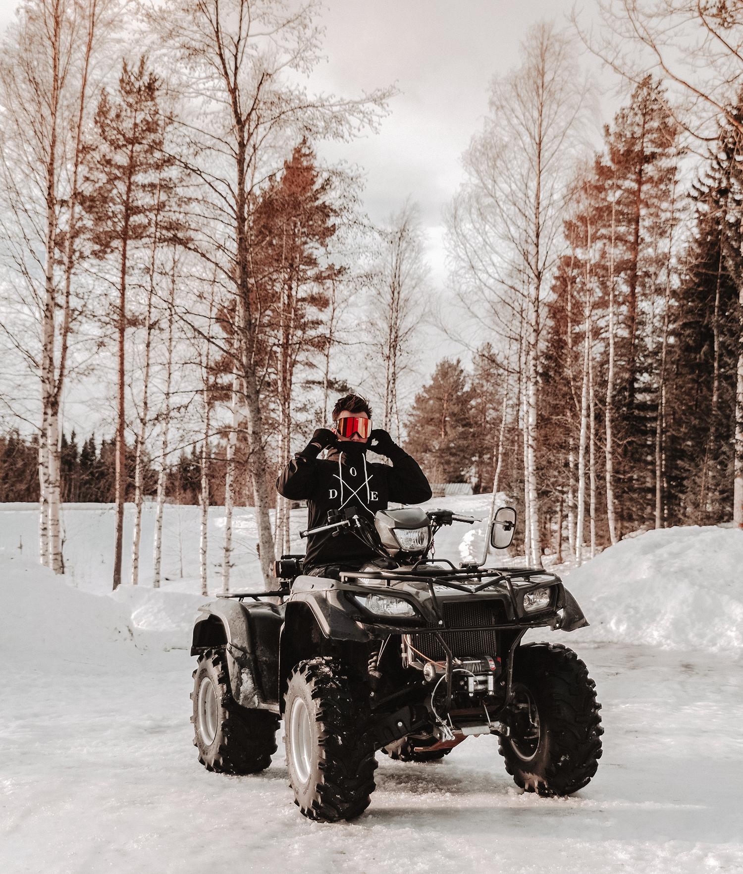 Dope Yeti Snowboardjacka