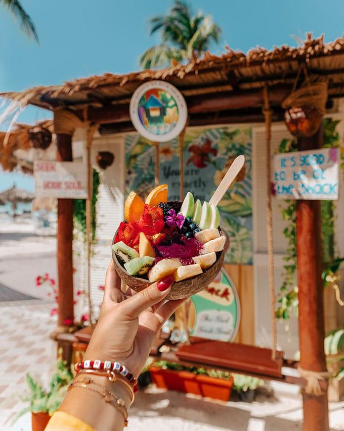 Eduardo's Beach Shack- Reseguide till Aruba, Västindien