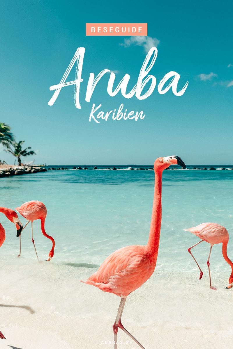 Reseguide till Aruba, Västindien