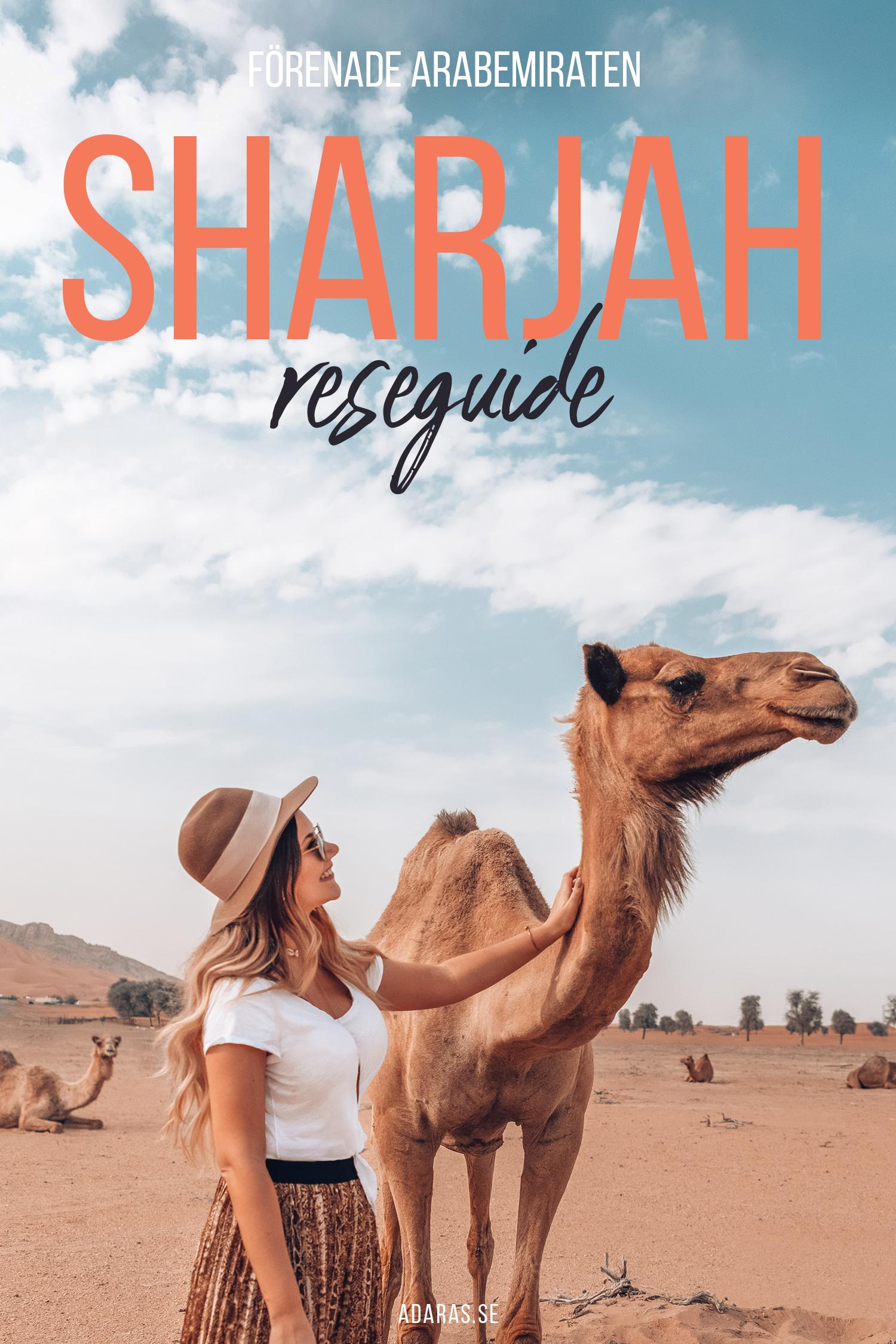 Reseguide - Saker att göra i Sharjah, UAE