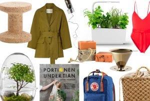Hållbara julklappar: 100+ tips på omtänksamma presenter