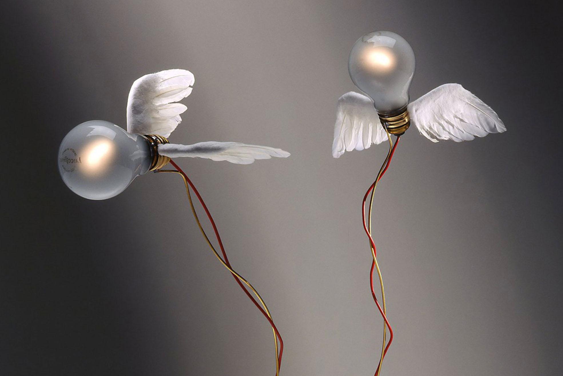 Lucellino Table Lamp av Ingo Maurer