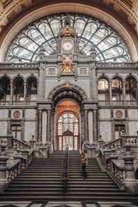 Antwerpen-Centraal |Saker att göra i Antwerpen, Belgien