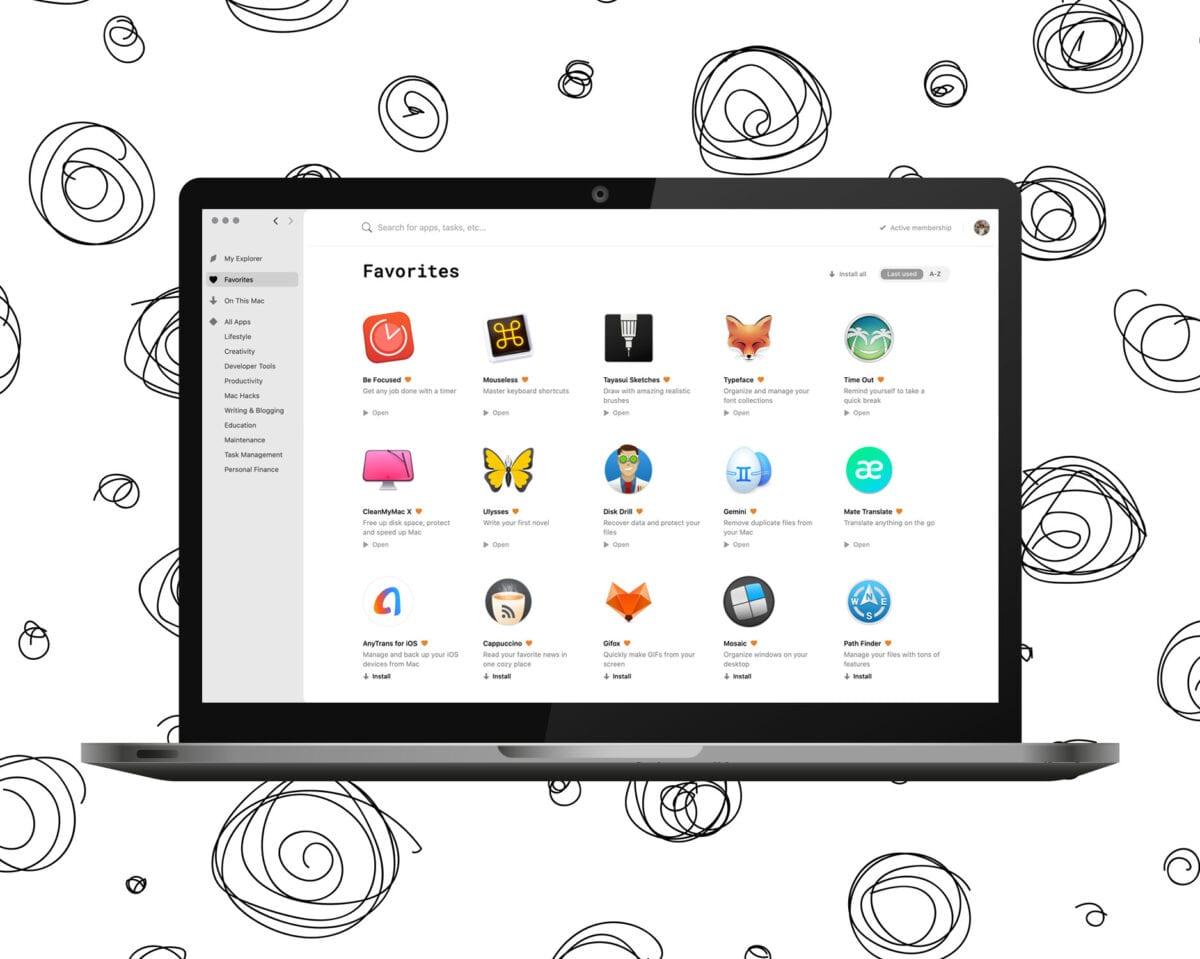 Setapp - Som Netflix för Mac-appar