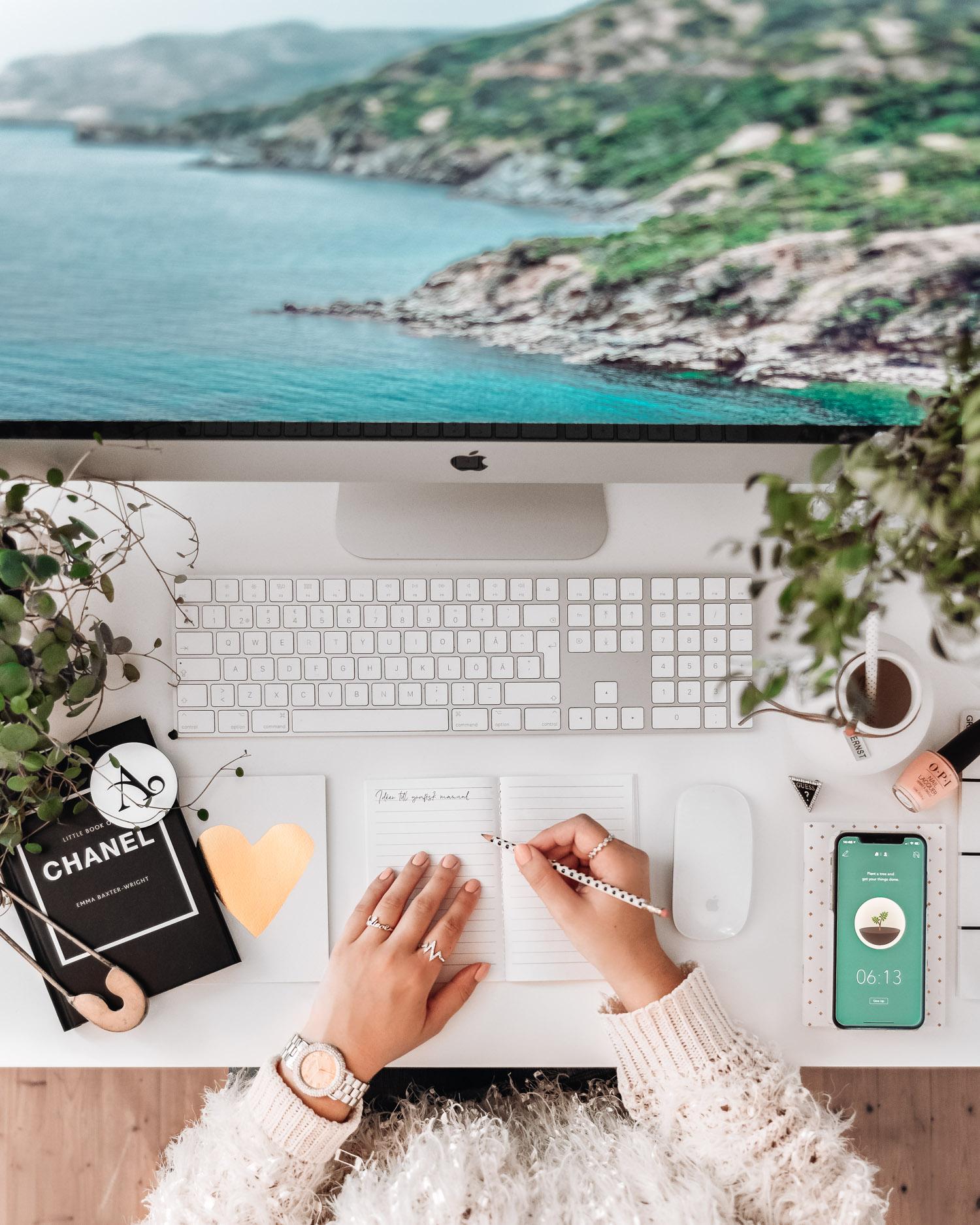 Geniala produktivitetsappar för egenföretagare & bloggare