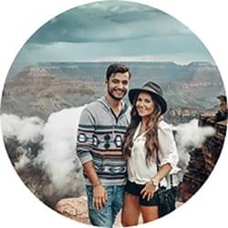 Ida & Simon - Swedish Travel Blog Couple