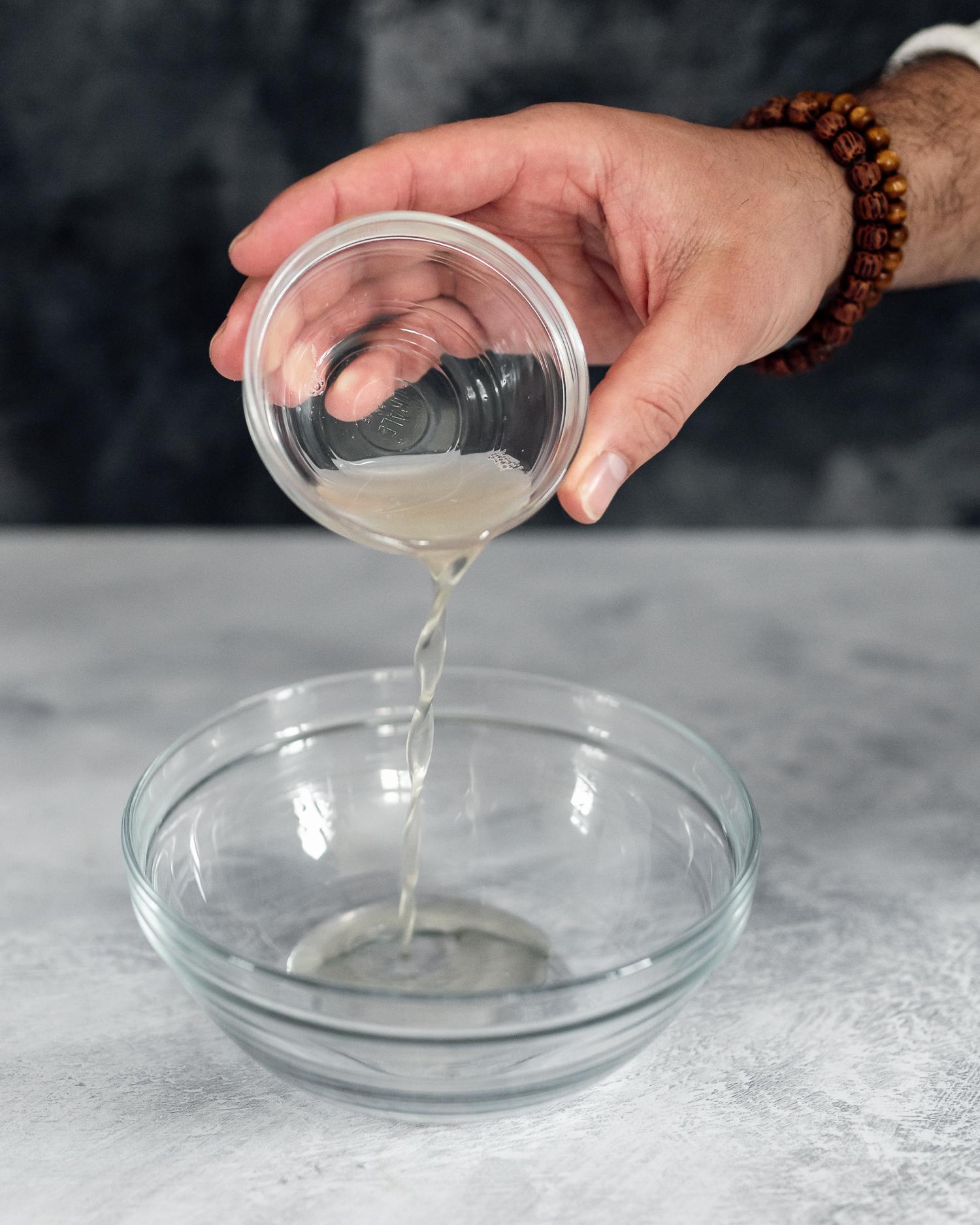 Hur man gör aquafaba