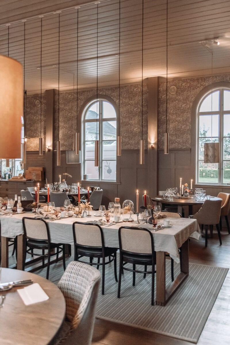 Matstudio & restaurang Egastronomi i Åbytorp, Örebro