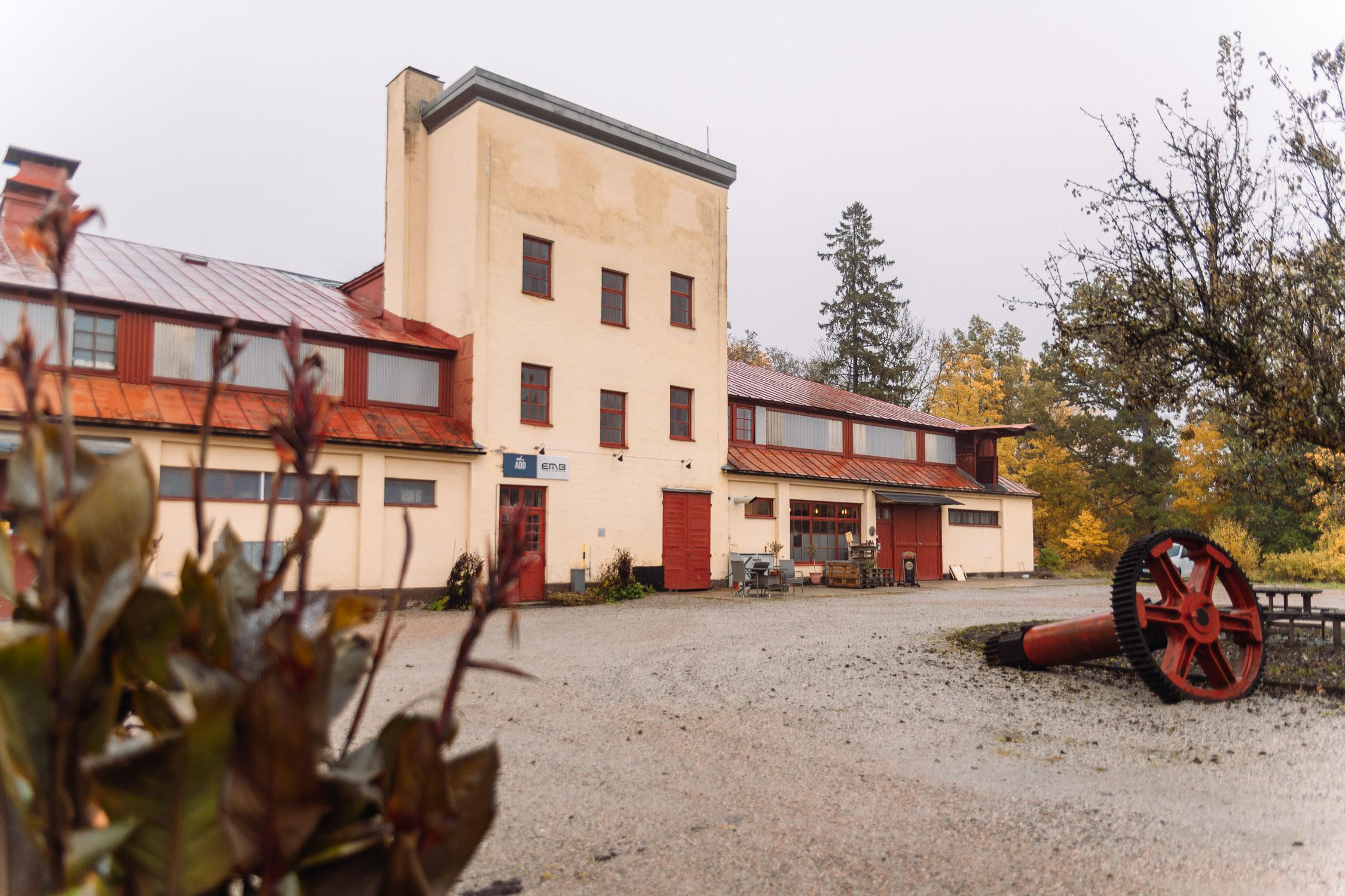 Kafferosteri Cozo Coffee i Örebro