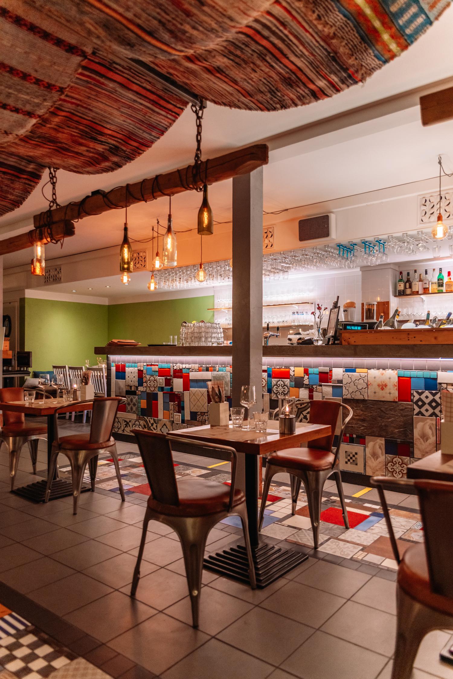 Klimatsmart restaurang i Örebro: Matbaren Gro på Stallbacken