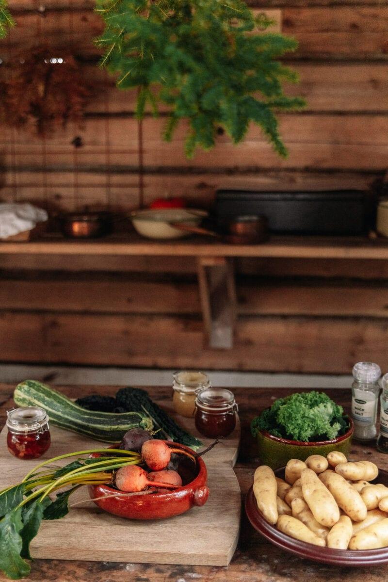 Matupplevelse med lokala råvaror, Ströms Catering, Örebro