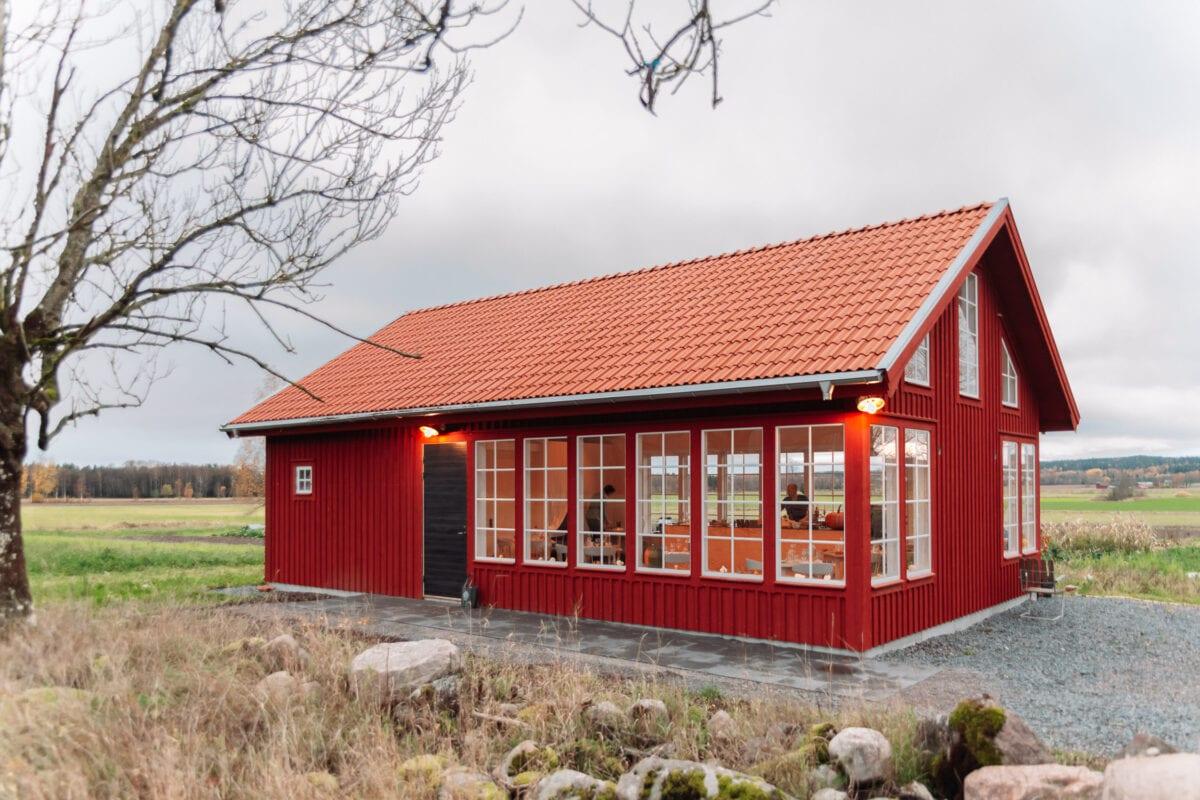 Mull i Mullhyttan - Restaurang på Jannelunds Gård, Örebro