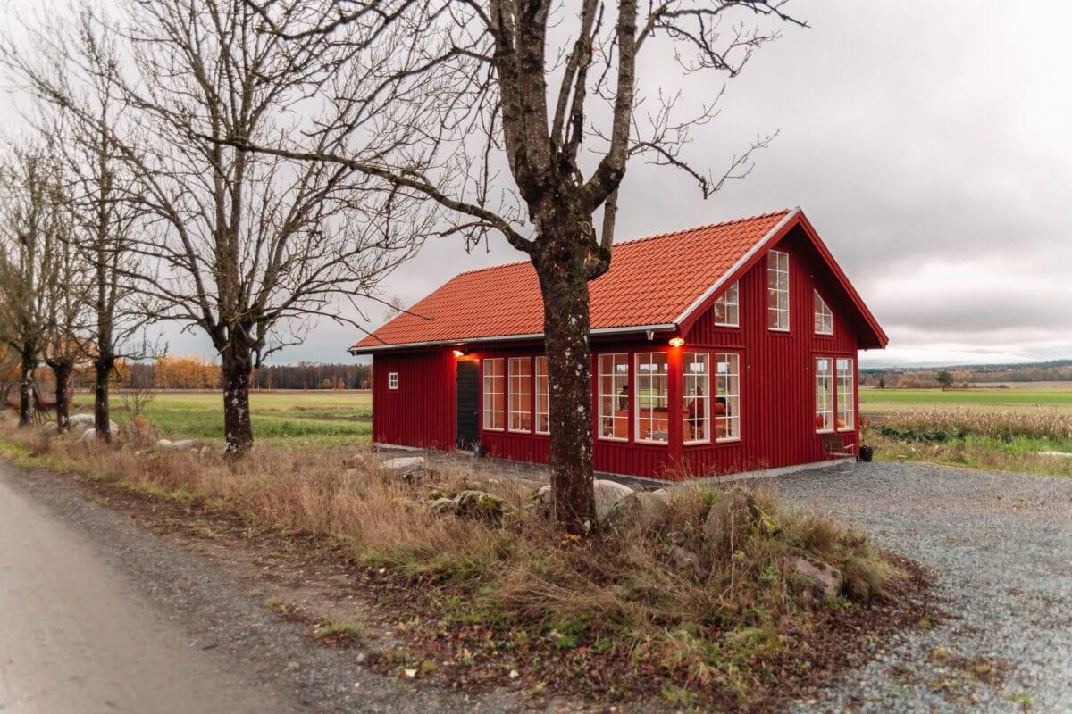 MULL i Mullhyttan - Gårdsrestaurang i Örebro