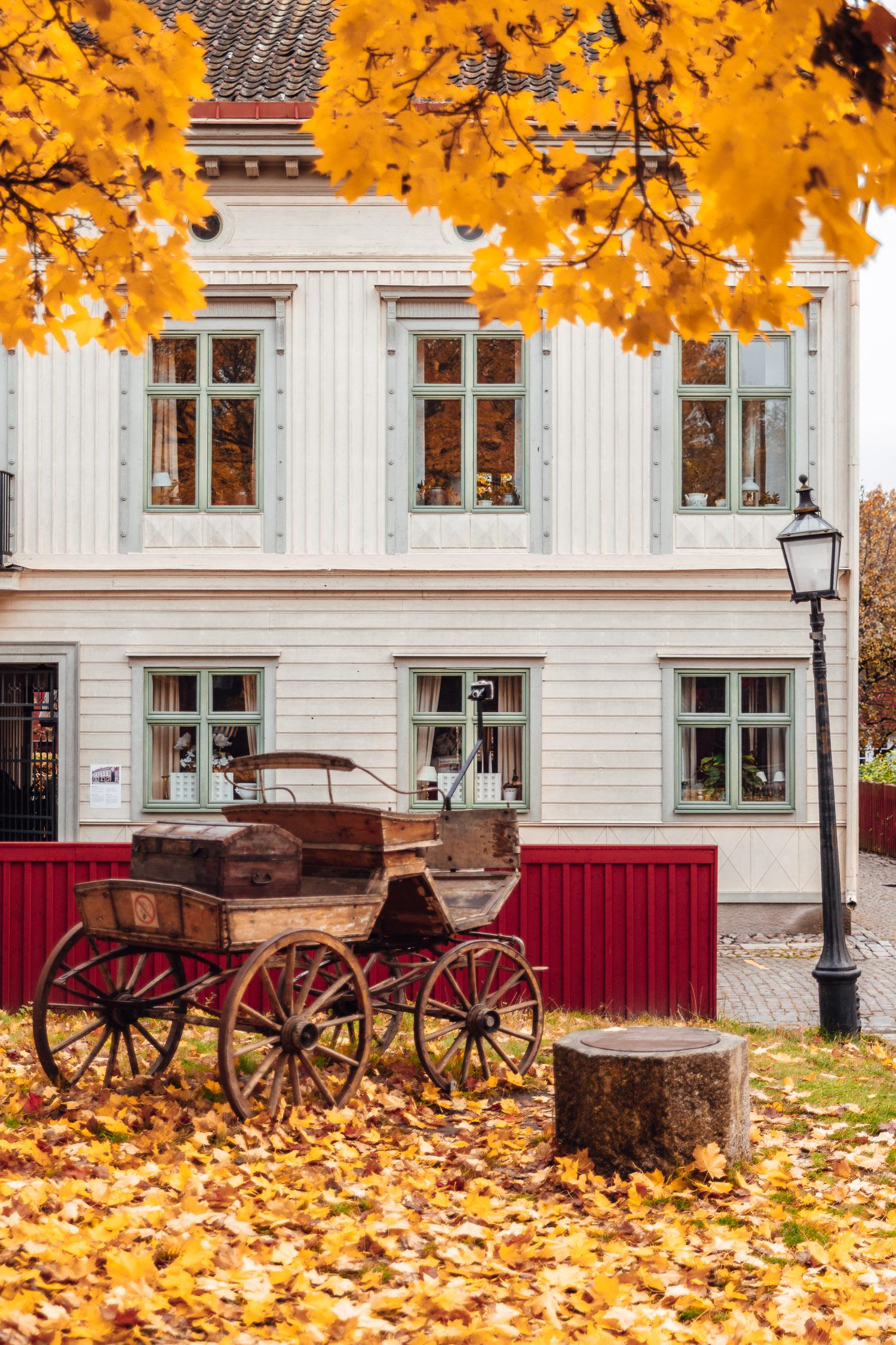Utforska Wadköping - Tips på saker att göra i Örebro, Sverige